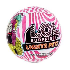 2月末より順次発送 日本未発売 L.O.L. Surprise! Lights Pets with REAL Hair & 9 Surprises including Black Light Surprises 海外 おもちゃ LOLサプライズ エルオーエル サプライズ トイ lol 人形 フィギュア ドール かわ