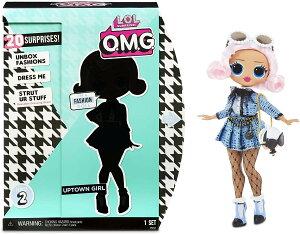 7月6日より順次発送 PAR TOY CO - LOL Surprise OMG Uptown Girl by MGA - L.O.L. Surprise! Uptown Girl Fashion DollOMG ギフト 誕生日 玩具 ホビー かわいい ドール 人形 LOL lol lolサプライズ エルオーエルサプライズ お