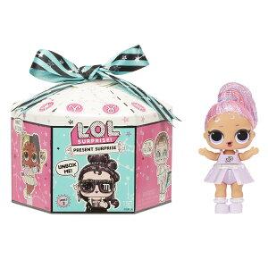2月3日より順次発送 L.O.L. Surprise! Present Surprise Series 2 シリーズ2LOLサプライズ L.O.L Surprise! lolサプライズ エルオーエルサプライズ ドール 人形 フィギュア おもちゃ 海外 女の子 大人 コレクシ