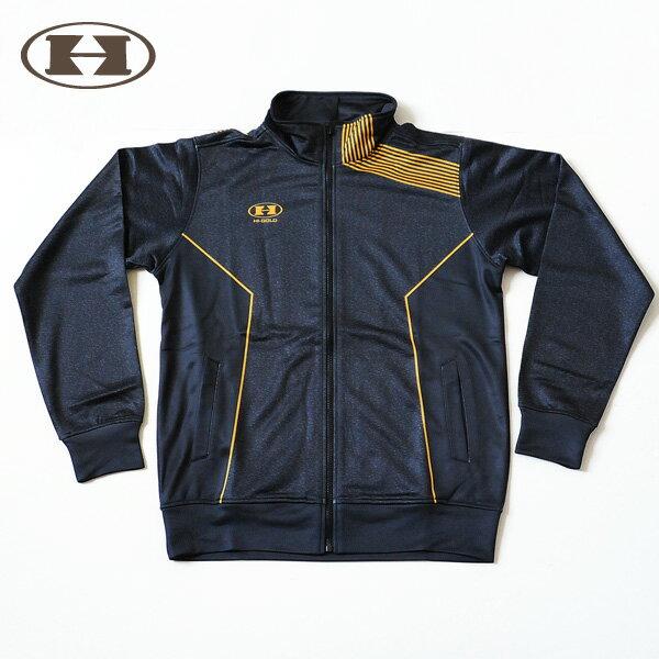 ハイゴールド 野球 ウェア トレーニングシャツ 長袖 HUS-200 ブラック