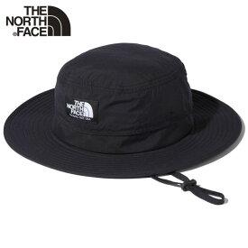 ノースフェイス アウトドア 帽子 ホライズンハット NN41918 ブラック