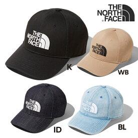 【エントリーで全品P10倍!8月2日20:00から150時間限定】 ノースフェイス アウトドア キャップ 帽子 TNFロゴキャップ NN02044
