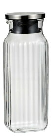 IWAKI スクエアサーバー 1L 冷水筒(AGCテクノグラス)