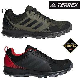 アディダス メンズ 透湿防水 ゴアテックス スニーカー TERREX TRACEROCKER GTX BC0435 BC0434 GORETEX adidas ナイトカーゴ コアBLK 送料無料