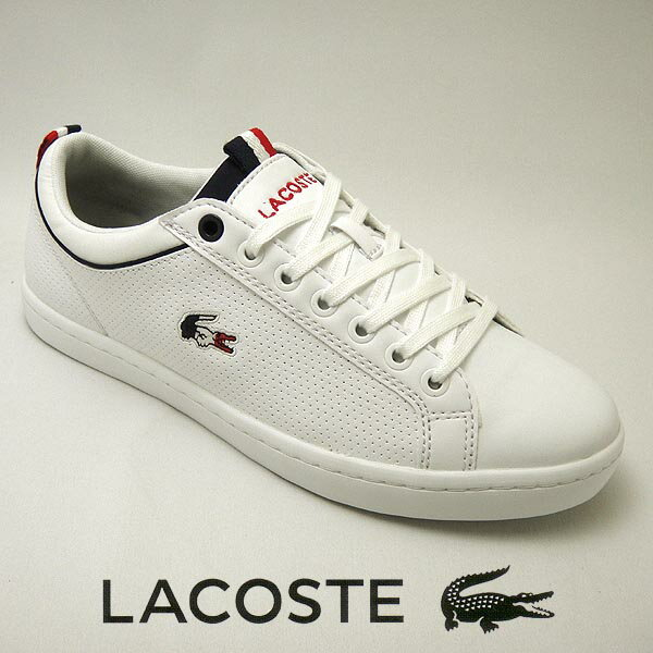 ラコステ ストレイトセットSP メンズレザースニーカー STRAIGHTSET SP 317-2 ホワイト 白 lacoste CAM0064-001 靴シューズ【送料無料】