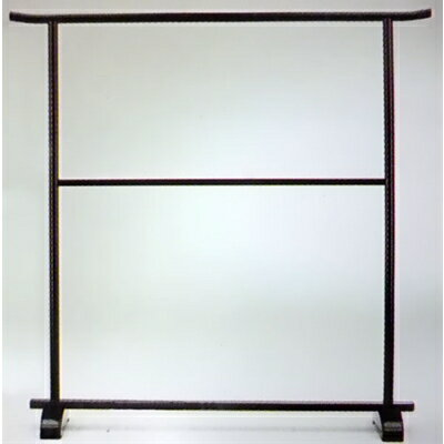 [日本製 売れ筋]大衣桁C-1101 黒