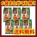 胡麻麦茶 大量 3kg♪ 【激戦!!健康茶ランキング8位入賞♪】40P×6 胡麻麦茶 ごま麦茶 ゴマ麦茶 送料無料 6袋入り 血圧