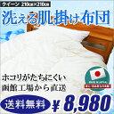 肌掛け布団 クイーン 洗える夏用掛け布団 02P26Mar16