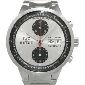 3f48c7350315 中古 【中古】IWC GSTクロノ PRADA SS 腕時計 IW370802 世界2000本限定