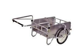 ハラックス アルミ製折畳み式リヤカー HC-906A