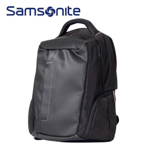 ビジネスリュックサック SAMSONITE サムソナイト LOCUS ローカス Laptop Backpack V ラップトップバックパック5 Z36*008 ブラック