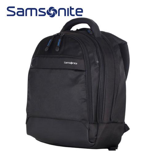 ビジネスリュックサック SAMSONITE サムソナイト LOCUS ローカス Laptop Backpack II EXP ラップトップバックパック2 エキスパンダブル Z36*005 ブラック