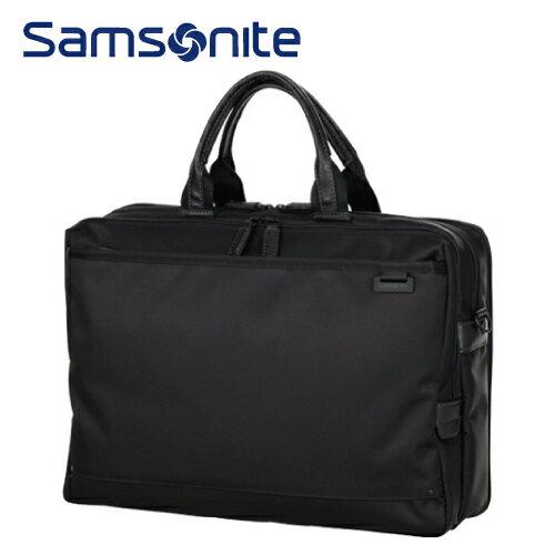 ブリーフケースM-EXP | SAMSONITE (サムソナイト) Debonair III (デボネア3) R89*09002 Mサイズ 2WAYバッグ ブラック