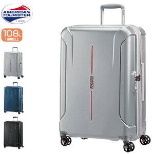 スーツケース SAMSONITE サムソナイト American Tourister アメリカンツーリスター TECHNUM テクナム Spinner 77cm 37G*003 ファスナー ジッパー