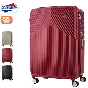 スーツケース SAMSONITE サムソナイト American Tourister アメリカンツーリスター AIR RIDE エアーライド Spinner 76cm DL9*006 ファスナー/ジッパー