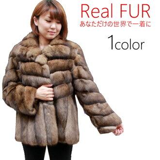 Japan-made Russian Sable fur jacket 3943 natural fur, luxury furs, women's furs and furs Sable
