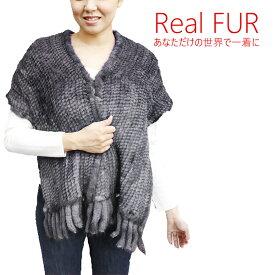 5fdf478064da8c レディース 毛皮アイテム ミンク 編み込みファーマフラー 8841-2 婦人毛皮 ミンクマフラー ファーアイテム