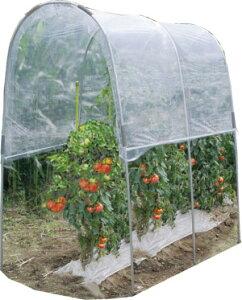 南榮工業 トマトの屋根 NT-18 3個セット 雨よけ 雨除け 家庭菜園 セット ビニール ナンエイ 1畝タイプ【沖縄・離島不可】
