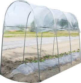 南榮工業 トマトの屋根 NT-27 雨よけ 雨除け 家庭菜園 セット ビニール ナンエイ 1畝タイプ【沖縄・離島不可】