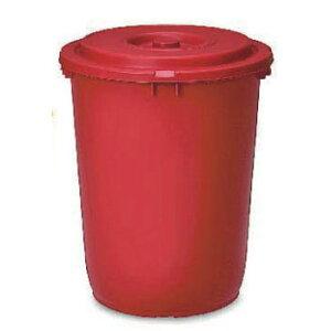みそ容器 60型 押しフタ付 味噌 樽 プラスチック 新輝合成 トンボ【沖縄・離島不可】