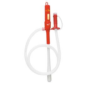 電動式給油ポンプ スピーダー BP-121R 灯油 軽油 ポリタンク ホームタンク エムケー精工