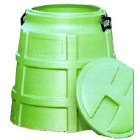 生ゴミ処理容器 ゴミキエール 100L HC-100 落葉 雑草 堆肥【沖縄・離島不可】