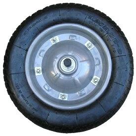 ノーパンクタイヤ13インチ 3.25/3.00-8(13×3) 2PR 農業用 一輪車