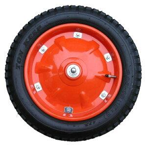 タ・チ・ホ16インチ 3.00-10(16×3)4PR タイヤ チューブ ホイール 農業用 一輪車 エアータイヤ【沖縄・離島不可】