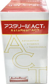 アスタリールACT2 60粒