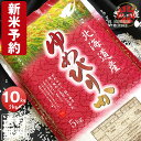 【予約】【新米】令和元年産 北海道産ゆめぴりか10kg (5kg×2袋セット)<白米>【送料無料】9月中旬入荷予定【北海道…