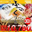 28年産 北海道産 ふっくりんこ 玄米 30kg (5kg×6袋セット)<玄米/白米/分づき米> 【送料無料】【北海道米 送料込み 米 お米 真空パック選択可】