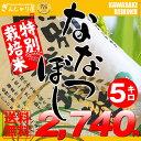 28年産 栽培地域限定 JA新すながわ産 特別栽培米 ななつぼし 5kg <白米> 【送料無料】【北海道米 送料込み 米 お米 真空パック選択可】