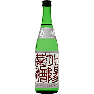 菊姫合資会社菊姫加陽菊酒720ml※12本まで1個口配送可能<瓶清酒><普通酒>[1707YF][SE]