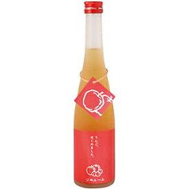 篠崎 りんご梅酒 りんご、はじめました。500ml※12本まで1個口配送可能<瓶リキュール><その他S>[1707YF][UN]