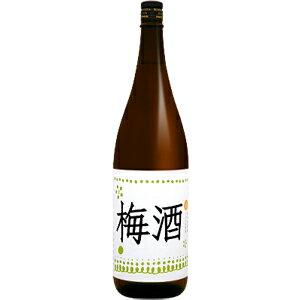 立山酒造 立山梅酒1800ml※6本まで1個口配送可能<瓶リキュール><その他S>UMB[1707YF][SE]