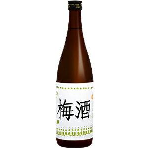 立山酒造 立山梅酒720ml※12本まで1個口配送可能<瓶リキュール><その他S>UMB[1707YF][SE]