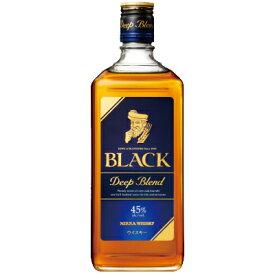 ブラックニッカ ディープブレンド 45度 700ml※12本まで1個口配送が可能です ウイスキー ジャパニーズウイスキー 国産ウイスキー Black Nikka Deep Blend [T.001.2268.1.SE]