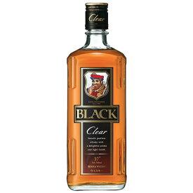 アサヒ ブラックニッカクリア 37度 700ml※12本まで1個口配送が可能です ウイスキー ジャパニーズウイスキー 国産ウイスキー Black NIKKA Clear 黒 [T.001.1862.1.SE]
