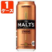 サントリーザ・モルツ500ml×24本[1ケース]※この商品は1ケースで1個口となります<缶ビール><サントリーB>ザモルツ[T.001.1448.1.SE]