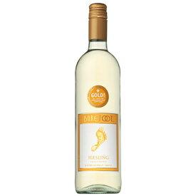 ベアフット・リースリング 750ml [微発泡]※12本まで1個口で配送が可能です 白ワイン アメリカワイン 微発泡ワイン [S.001.1853.1.SE]