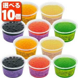【選べる10個セット送料無料】コーティングジュース 90g×10個 ※北海道・九州・沖縄県は送料無料対象外です。※120個まで一個口配送出来ます フルーツ飲料 ピーチ キウイ マンゴー ブルーベ