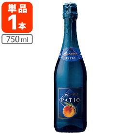 ドネリ・パティオ・ペスカ(桃) 750ml 【泡カスタマイズ12本で送料無料】<瓶ワイン><白><スパーク>※一部の地域は送料無料対象外となりますワイン 甘口 イタリア[1803YI][SE]