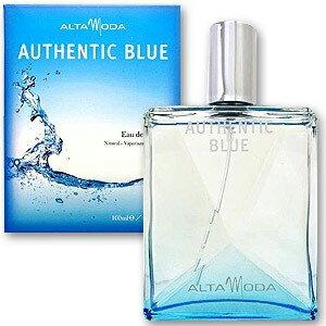 アルタモーダ オーセンティックブルー 100ml<コスメ><香水>【宅配便での配送となります】父の日 バレンタイン 香水 フレグランス[1801AM]