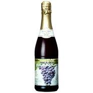 シドルリ・ミニャールノンアルコールシードルグレープ(赤)750mlスクリューキャップ<瓶飲料>【12本まで1個口発送出来ます】