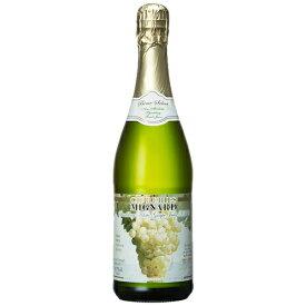 シドルリ ミニャール ノンアルコール スパークリング グレープジュース(白) 750ml※12本まで1個口で配送が可能です ノンアル ノンアルコールワイン 白ワイン スパークリングワイン [T.087.1614.10.SE]