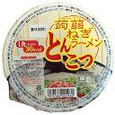 ナカキ 蒟蒻ねぎラーメン とんこつ130g<インスタント食品>※24個まで1個口配送可能[1707ST][UN]