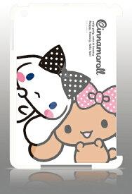 タブレットケース<シナモロールCR5001tb> 機種(iPad mini)【サンリオライセンス商品】