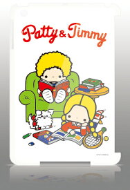 タブレットケース<パティ&ジミーPJ4001tb> 機種(iPad mini)【サンリオライセンス商品】