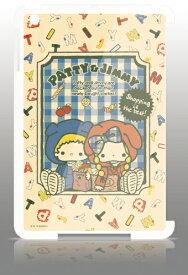 タブレットケース<パティ&ジミーPJ4004tb> 機種(iPad mini)【サンリオライセンス商品】