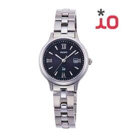 ORIENT オリエント io イオ RN-WG0008B ライトチャージ(ソーラー) レディス 腕時計 ウォッチ 時計 シルバー色 金属ベルト 国内正規品 メーカー保証付 誕生日プレゼント 女性 ギフト ブランド おしゃれ 送料無料